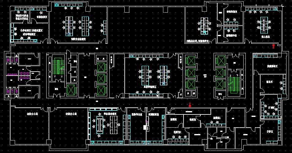 动物实验室设计规划